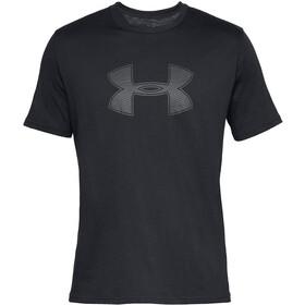 Under Armour Big Logo Short Sleeve Shirt Men, zwart